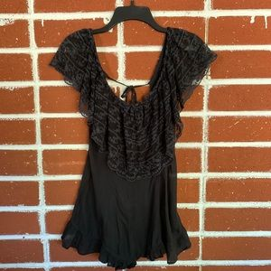 Kimchi Blue Romper Urban Outfitters